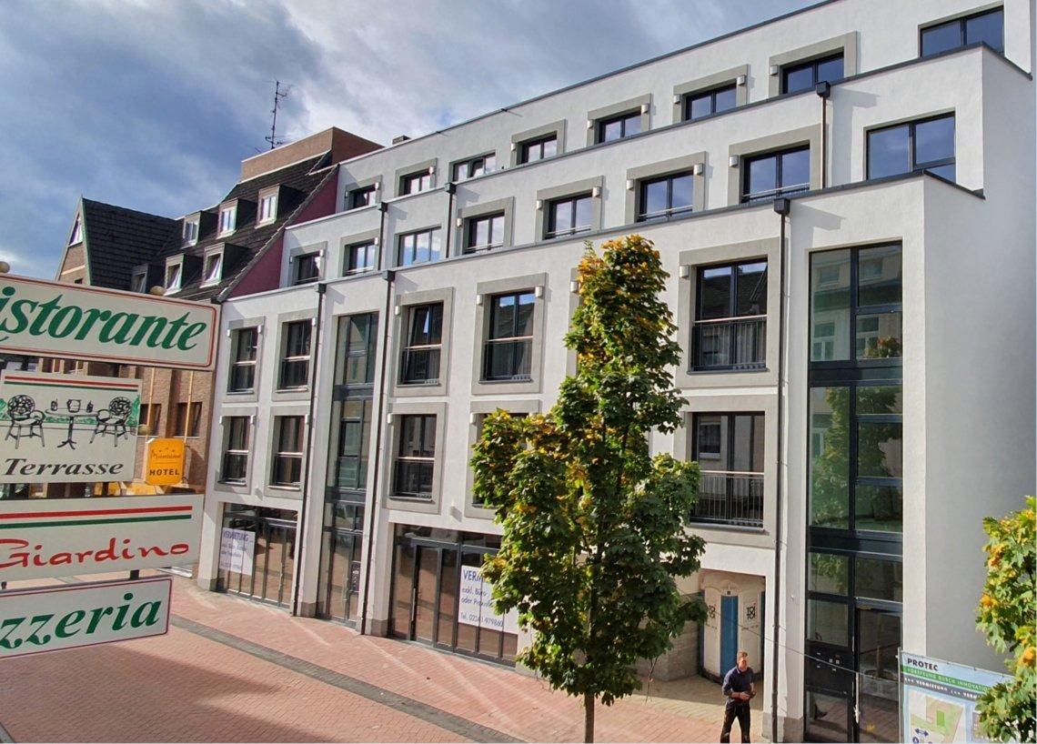 Hippolytusstraße 19-21_Front nach Fertigstellung