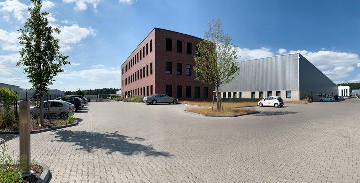 Seit 2018 befinden sich alle ZWi-Aktivitäten an einem Standort in neuen Hallen auf dem Industriestadtpark-Gelände.